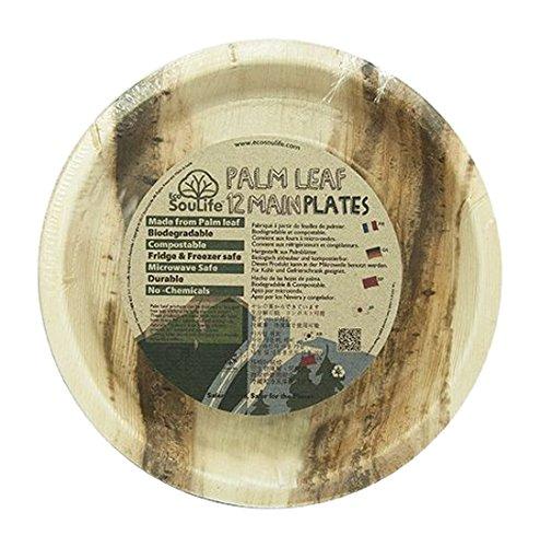 エコソウライフ 12pcs Main Plates