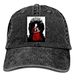 鉄の玉座チェルシーコットンキャップ 野球帽 サイズ調整可能 日除け 速乾 軽薄 フリーサイズ 男女兼用 部活 帽子