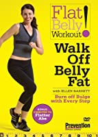 Prevention: Flat Belly Workout: Walk Off Belly Fat [DVD] [Import]