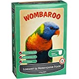 Wombaroo Lorikeet and Honeyeater Food 300 g