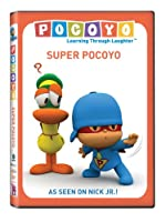 Pocoyo: Super Pocoyo W/Fitness Dvd [Import]