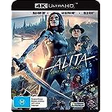 ALITA: BATTLE ANGEL 4K UHD BLU-RAY + 3D
