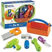 Learning Resources New Sprouts Fix It! Tool Set