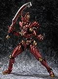魔戒可動 炎刃騎士 ゼン (魂ウェブ限定)