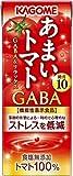 あまいトマトGABA&リラックス195ml ×24本