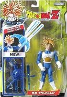 "Dragonball Z 5"" SS2 TRUNKS w/ENERGY FLASH Action Figure - DBZ SERIES 16 - JAKKS By Jakks [並行輸入品]"