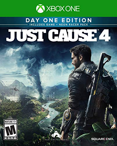 Enix(World) Just Cause 4 (輸入版:北米) - XboxOne