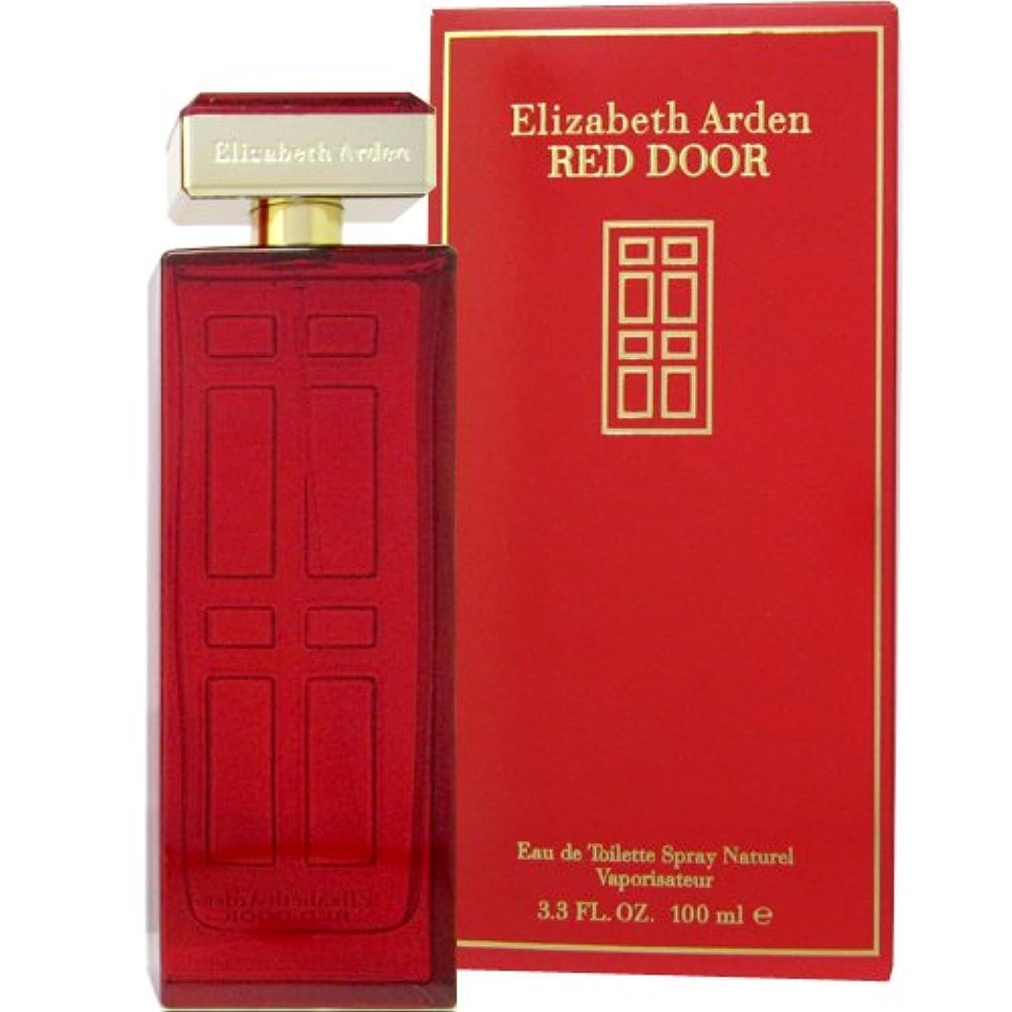 広大なドライ電気的エリザベス アーデン ELIZABETH ARDEN レッドドア 100ml EDT SP fs 【並行輸入品】