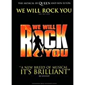 We Will Rock You: Piano, Vocal, Guitar (Vocal Selections)