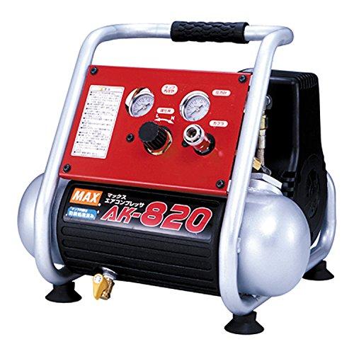 マックス(MAX) 常圧専用エアコンプレッサ AK-820...