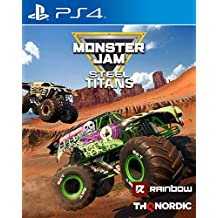 Monster Jam Steel Titans for PlayStation 4