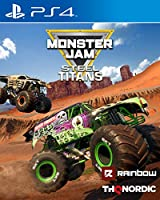 Monster Jam Steel Titans - PS4 (PS4) by THQ - Imported Game.