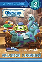 Scaring Lessons (Disney/Pixar Monsters University) (Step into Reading)