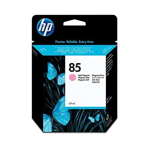 (まとめ) HP85 インクカートリッジ ライトマゼンタ 6...