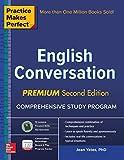 Practice Makes Perfect: English Conversation, Premium Second Edition 画像