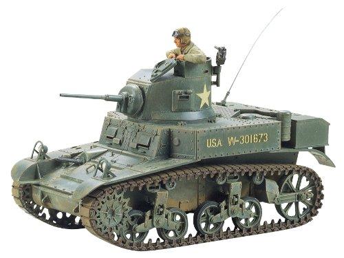 1/35 アメリカ 軽戦車 M3 スチュアート 35042 (ミリタリーミニチュアシリーズ No.42)