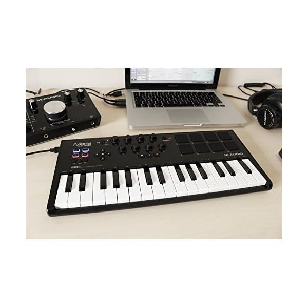 M-Audio USB MIDIキーボードコン...の紹介画像7