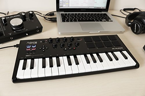 Driver for M-Audio Axiom AIR Mini 32 Keyboard Controller