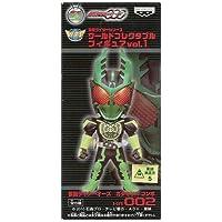 仮面ライダーワールドコレクタブルフィギュア vol.1  KR002 仮面ライダーオーズ ガタキリバコンボ