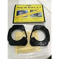 キープオンカバーズ keep on kovers Z.3 by WELLS スピードプレイ専用 耐久性UP 穴開きクリートカバー ZERO/LIGHT ACTION対応