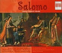 Salomo (Solomon) Oratorio in 3 Acts Sung in German