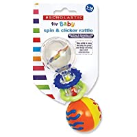 Scholastic Rattle, Spin and Click by Scholastic [並行輸入品]