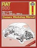 Fiat 500 Owner's Workshop Manual 画像