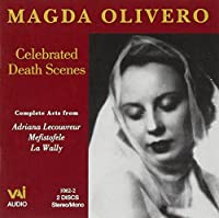 Celebrated Death Scenes by Magda Olivero (1994-10-26)
