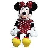 ディズニー ミニーマウスぬいぐるみ ビッグサイズ 全長100cm