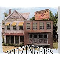 witzinger 's Washboards – -キット – 11 x 3 – 3 / 4