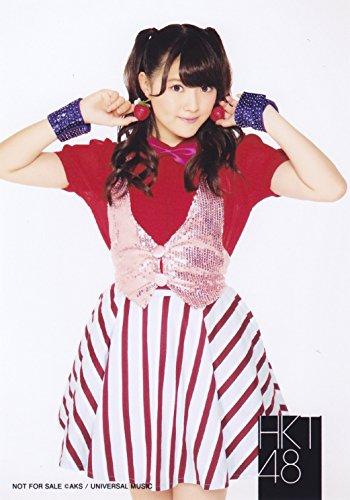 HKT48 公式生写真 控えめI love you ! 劇場盤 【木本花音】