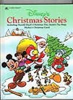 Disney's Christmas Stories (Golden Treasury)