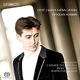 リスト: 葬送 ~ 「詩的で宗教的な調べ」より 他 (Liszt : Funerailles, 3 Sonetti Del Petrarca | Saint-Saens : Danse Macabre | Ravel : Gaspard Dela Nuit / Yevgeny Sudbin) [SACD Hybrid] [輸入盤]