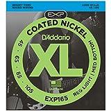 D'Addario ダダリオ ベース弦 EXPコーティング Long Scale .045-.105 EXP165 【国内正規品】