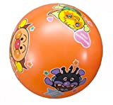 アンパンマン ボール8号 パールオレンジ