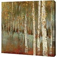 パスIに沿ってby Allison Pearce – ギャラリーWrapped Gicleeキャンバスアートプリント – Ready To Hang 20