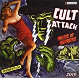 Cult Attack 2019 (MEDIA ILLUSTRATION)