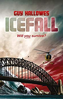 Icefall by [Hallowes, Guy]