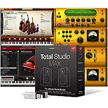 IK Multimedia Total Studio MAX インストゥルメント&エフェクト・コレクション【国内正規品】
