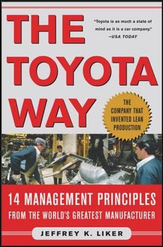 The Toyota Way: 14 Management Principles from the World's Greatest Manufacturerの詳細を見る