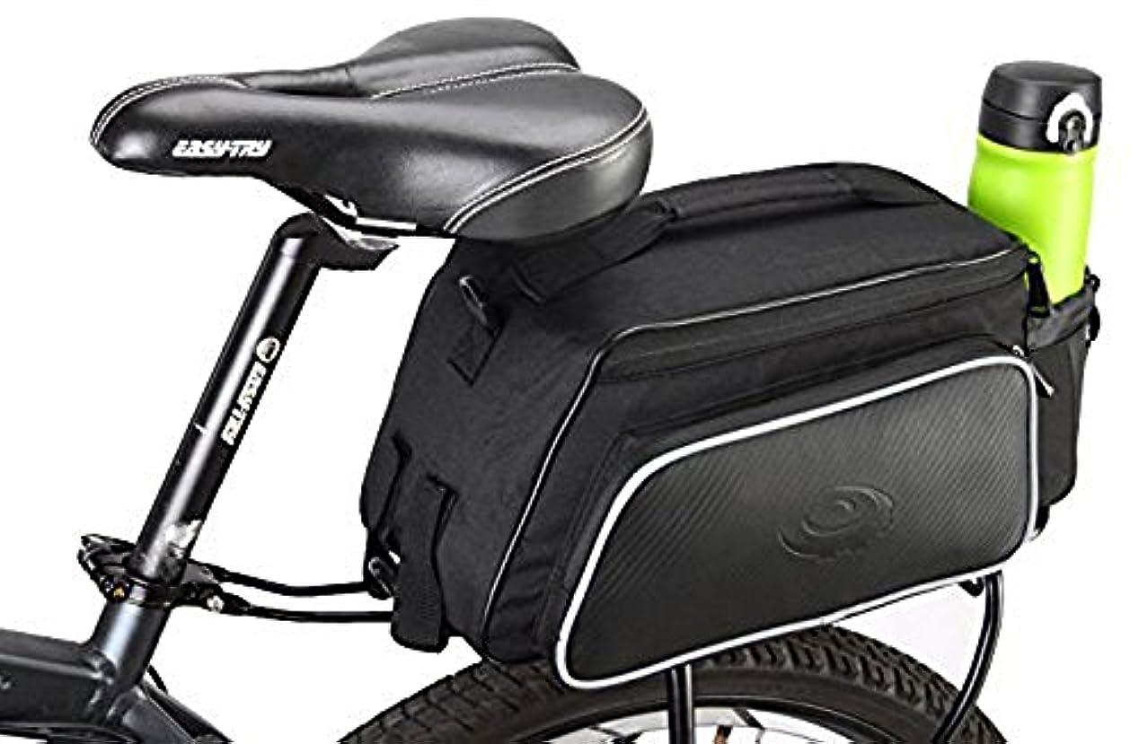 伝導率ラップトップ引数COTEetCI Waterproof Bike Bag Bicycle Saddle Bag Cycling Mountain Back Seat Rear Rack Trunk Bags Single Shoulder Bag