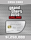 Grand Theft Auto Online: Great White Shark Cash Card (GTAマネー 1,250,000) 【Windows版】 [オンラインコード]
