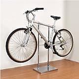 室内自転車スタンド (シルバー)