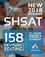 SHSAT Specialized High Schools Admissions Test: SHSAT Test Prep - Revising/Editing Practice Questions [並行輸入品]