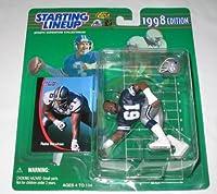 1998 Nate Newton NFL Starting Lineup Dallas Cowboys