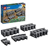 LEGO City Trains Tracks 60205 Building Kit (20 Piece), Multicolor