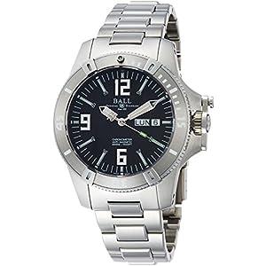 [ボールウォッチ]BALLWATCH 腕時計 スペースマスター ブラック文字盤 自動巻 DM2036A-S10CJ-BK メンズ 【並行輸入品】