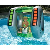 Swimline Starfighter Super Squirter Inflatable Pool Toy [並行輸入品]