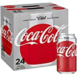 DIET COKE CANS 24 X 375ML