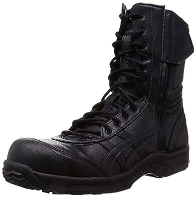 [アシックスワーキング] 安全靴 ウィンジョブ500 FIS500 9090(ブラック/ブラック/22.5)